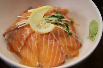Warm Salmon Salad a La Provencal