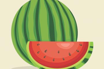 Watermelon and Cucumber Gazpacho