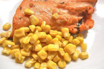 Coriander Chutney Broiled Fish