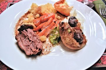 Yorkshire Beef Pudding