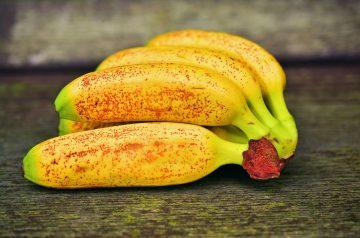 Spiced Nutty Bananas