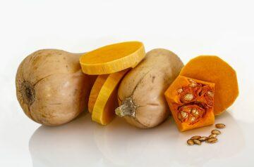 Almost Fat-Free Vegetarian Butternut Squash Soup