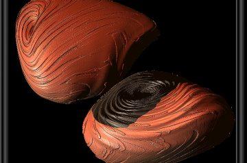English Scones With Chocolate Chunks