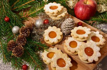 Vanilla Biscuits (Cookies)