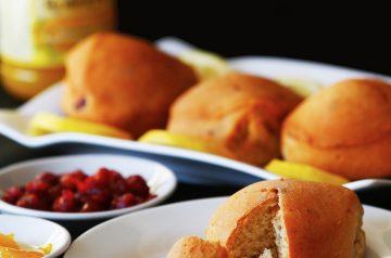 Cranberry-Orange Scones