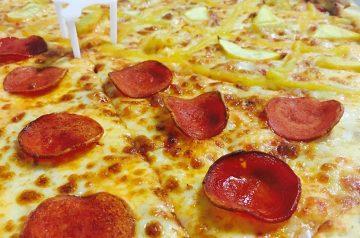 Pizza Macaroni and Cheese