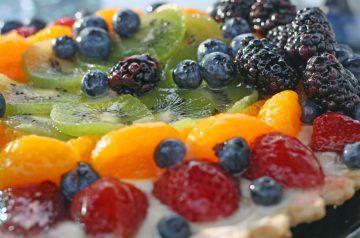 Creamy Fruit Parfait-Core