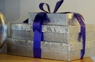 Gift Wrapped Salmon