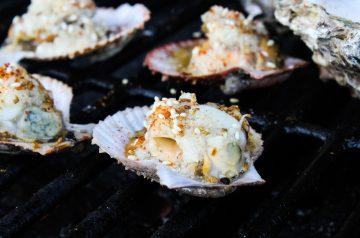 BBQ Salami Oysters