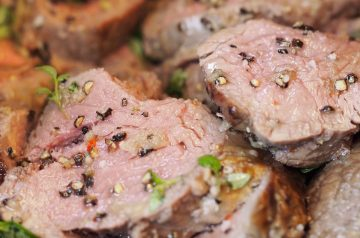 Leftover Roast Beef Bar-B-Que Sandwich Filling