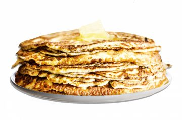 Ww Whole Wheat Apple-Cinna Pancakes - 1 Point