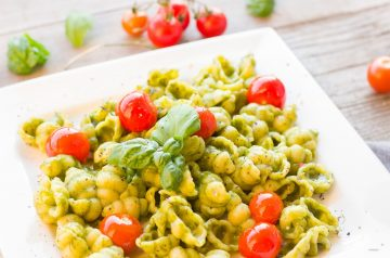 Broccoli - Pesto Pasta