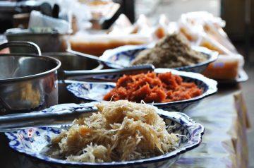 Rice Custard