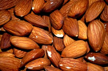 Chipotle Roasted Almonds