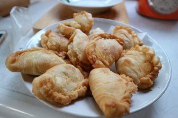 Healthy Vegetarian Samosas