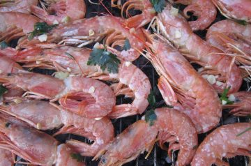 Southern Barbecue Shrimp