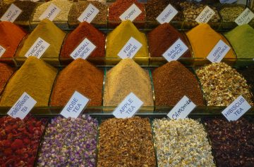 Toasted Spice Blend (Africa - Morocco)