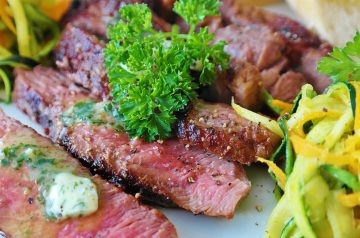 Tangy Marinated Flanky Steak