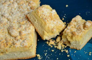 Grandmother's Sugar Cake