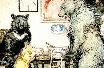 Three Bears Porridge