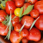 Fresh Tomato Sauce With Fennel and Orange