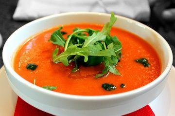 My Favourite Gazpacho Soup