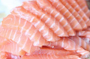 Fresh Tuna Steaks With Hoisin Ginger Marinade