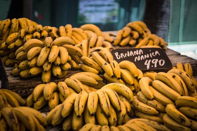 Bananas recipes