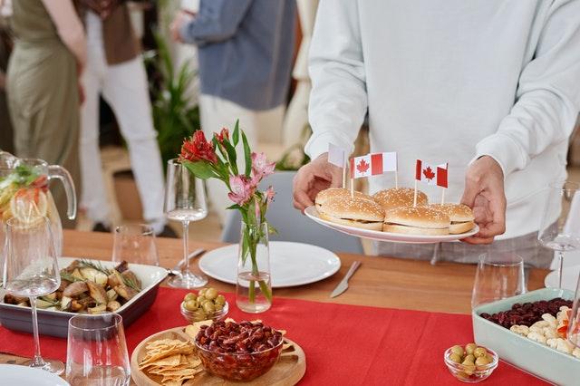 Canadian food recipes